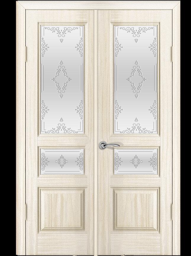 Резные дубовые панели на межкомнатную дверь Стиль