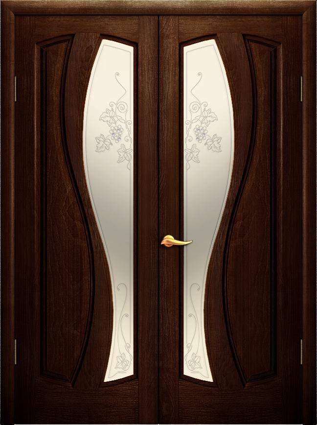 Деревянные межкомнатные двери из массива от