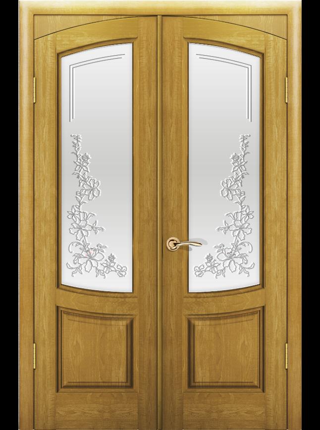 Нестандартные двери из массива дуба на заказ в Москве