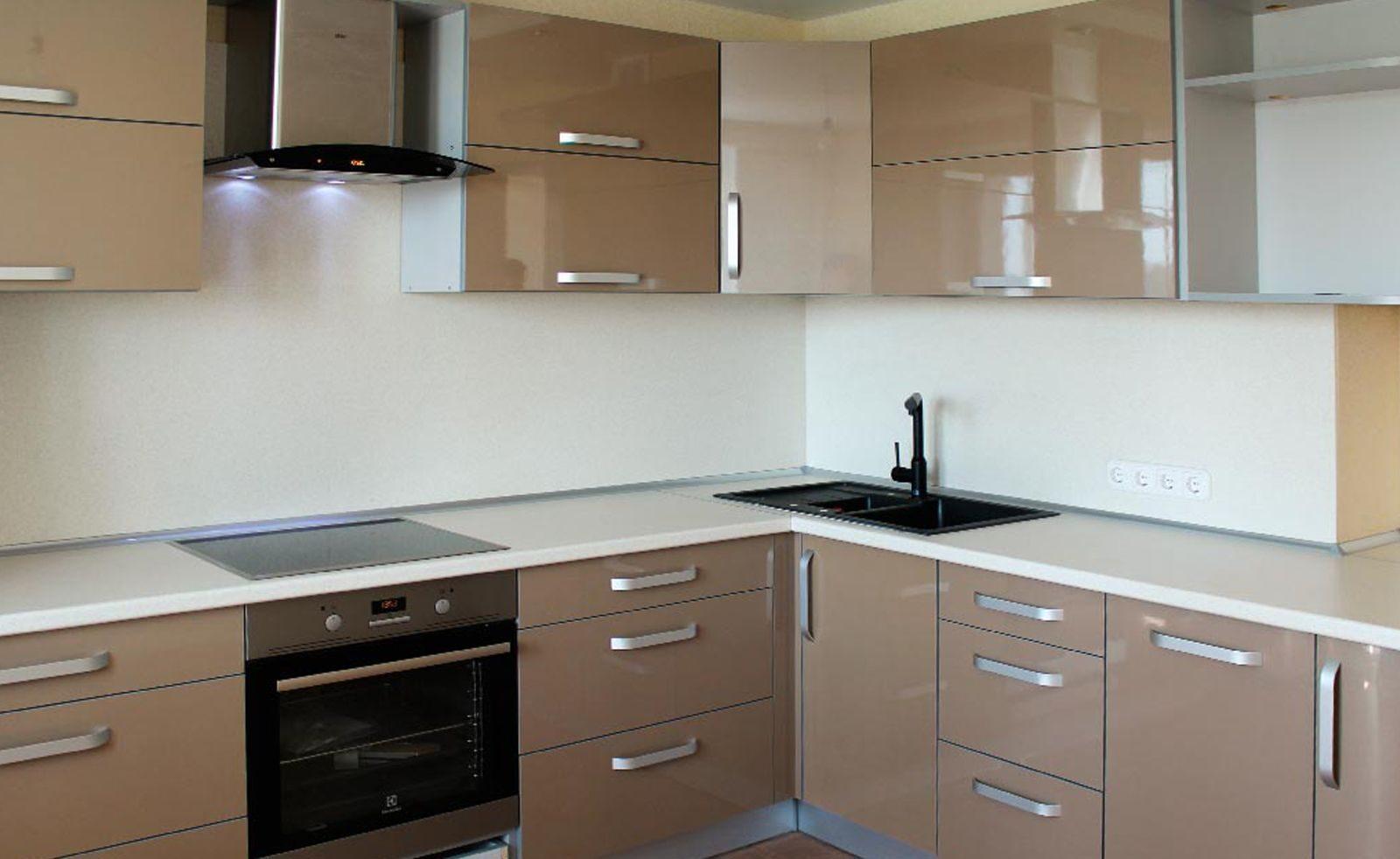 кухни на заказ фото угловые