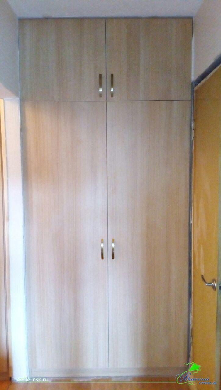 Встраема встраеваемаямебель двери для антресольного шкафа т.